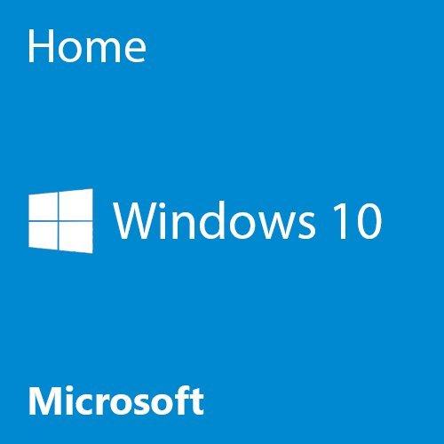 OEM Windows 10 Home, 64-Bit, 1-Pack, DVD