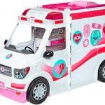 Barbie Care Clinic Vehicle