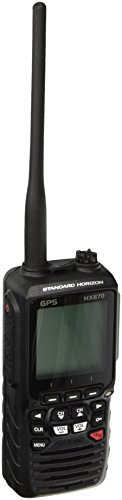 Standard Horizon HX870 Floating 6W Handheld VHF with Internal GPS