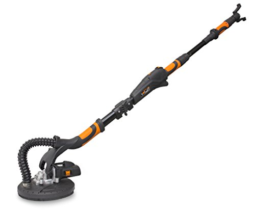 WEN 6369 Variable Speed 5 Amp Drywall Sander with 15′ Hose