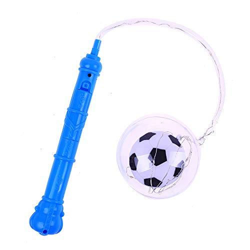 Waymine Flashing BoBo Ball LED Light Flexible Lamp Xmas Party Decor Children Toys (Black)