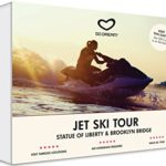 Jet Ski Rental – Tour of the Statue of Liberty & Brooklyn Bridge – Experience Gift Card NYC – GO DREAM – Sent in a Gift Package
