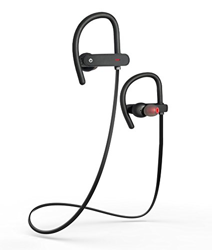 Liger Blaze XL-New Wireless Bluetooth Headphones, Lightweight, Waterproof Headphones IPX7 Rated with HD Sound