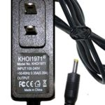 KHOI1971 Wall Charger AC Adapter Cord for TM38 NITECORE Rechargeable Torches Flashlight