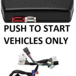Toyota Tacoma Push to Start Remote Starter Kit with T-Harness 2016-2018 Remote Start Also Works with Camry 12-17 and Avalon 13-18 (Camry & Tacoma)