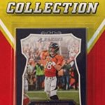 2016 Panini NFL Football Quarterbacks Collection Special Edition Factory Sealed 10 Card QB Set Including Peyton Manning, Tom Brady, Russell Wilson, Aaron Rodgers and Others