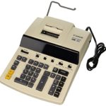 Canon Office Products CP1213DIII Desktop Printing Calculator