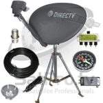 DirecTV SL3S SWM HD Satellite Dish RV Kit