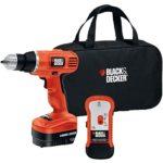 BLACK & DECKER GCO12SFB 12-Volt Drill/Driver with Stud Sensor Kit consumer electronics Electronics