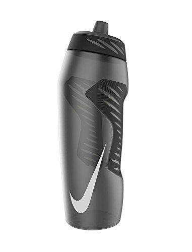 Nike NK406 Hyper Fuel Water Bottle 32 oz, Anthracite